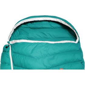 Grüezi-Bag Biopod DownWool Extreme Light 175 Sacco a pelo, verde